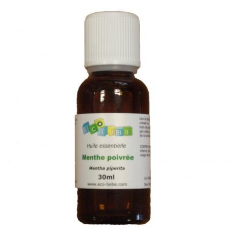 Huile essentielle Menthe poivrée (30ml)