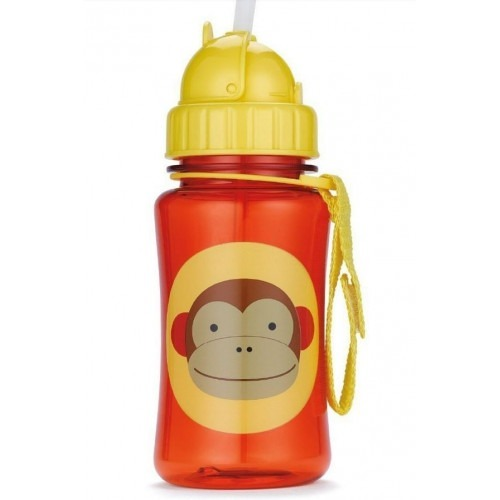 """Biberons """"gourde"""" sans BPA Singe"""