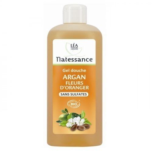 Douche Natessance 500ml Argan Fleur d'oranger
