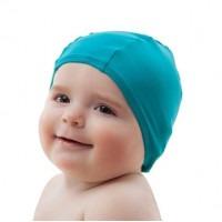 Bonnet de bain Hamac bleu