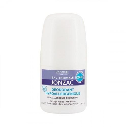 Déodorant hypoallergénique Jonzac 50ml