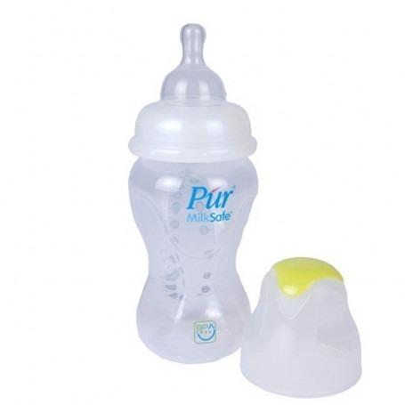 Biberon sans BPA Pùr