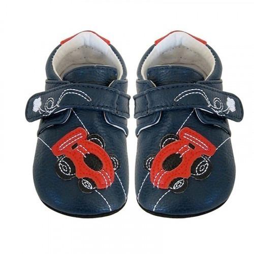 Chaussures cuir souple J&L Jake