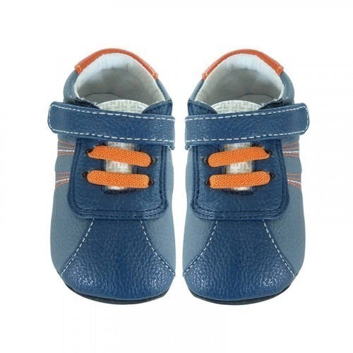 Chaussures cuir souple Jack & lily Kayden