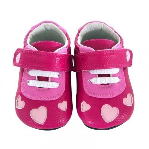 Chaussures cuir souple J&L Ellie