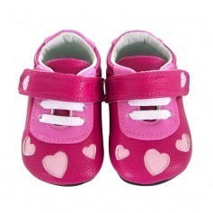 Chaussures cuir souple Jack & lily Ellie