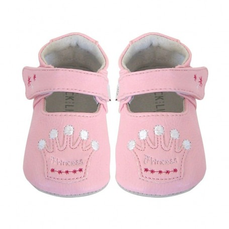 Chaussures cuir souple Jack & lily Olivia