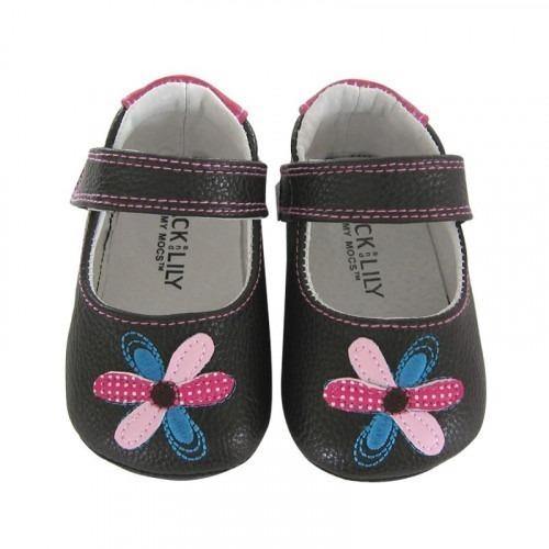 Chaussures cuir souple J&L Faith