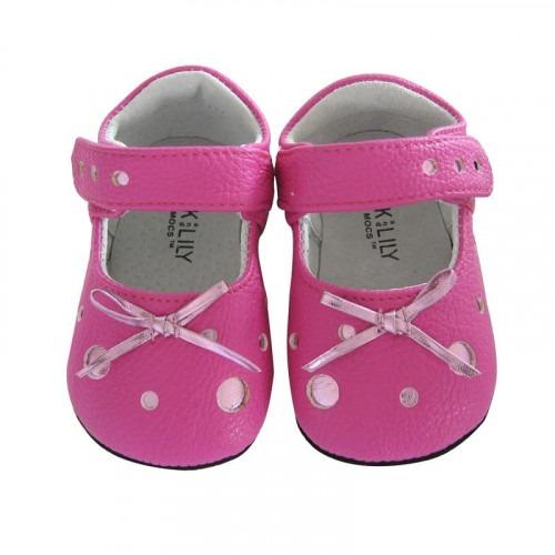 Chaussures cuir souple J&L Livia