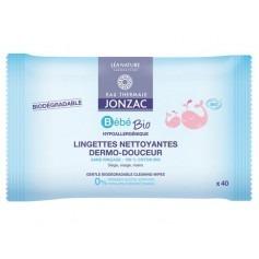 Paquet de 40 lingettes eau thermale de Jonzac