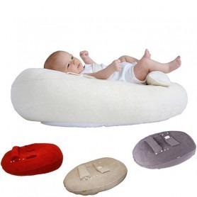 Housse Cale bébé pour coussin d'allaitement