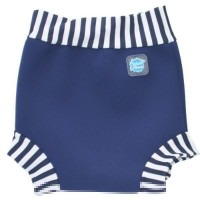 Maillot couche Splash Navy