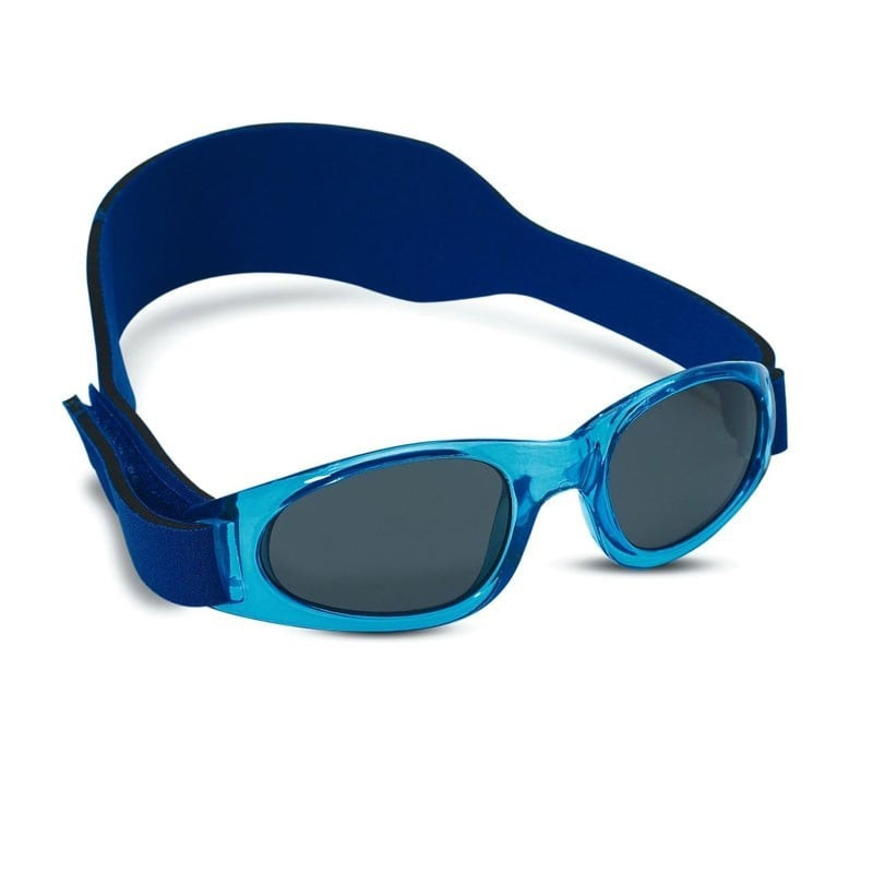lunette de soleil real kids mod u00e8le  u0026quot first shades u0026quot  pour b u00e9b u00e9 bleu royal