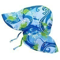 Chapeau Saharienne anti UV Tortue