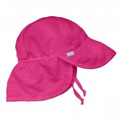 Chapeau Saharienne anti UV Rose