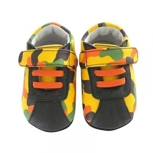 Chaussures cuir souple J&L Thurman