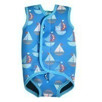 Baby wrap anti UV bateau