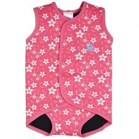 Baby wrap anti UV fleurs