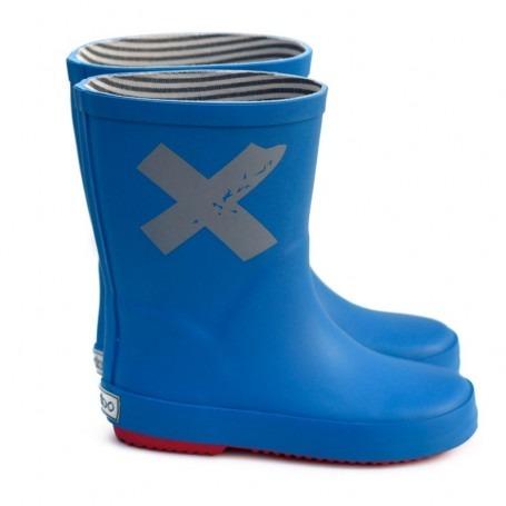 Bottine Boxbo Boxbonaute Bleue