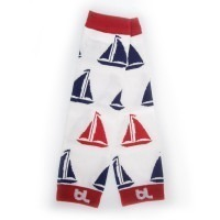 Jambières BabyLeggins Sailboats