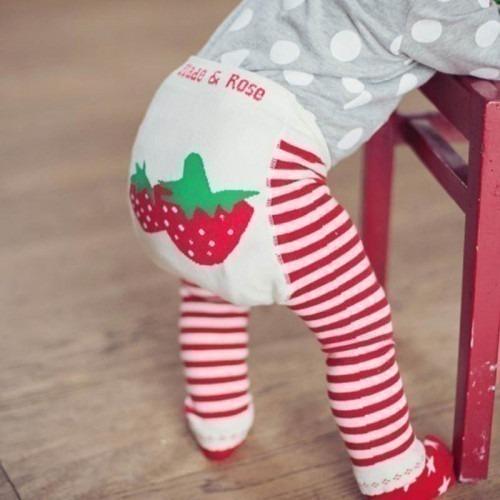 Legging Blade and Rose Strawberry