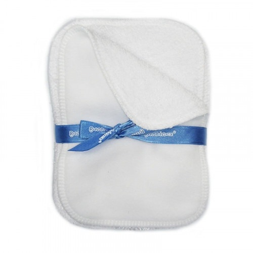 Lot de 10 lingettes lavables double face