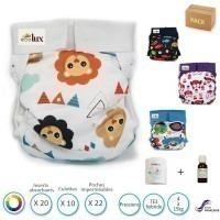 Pack complet Ecolux avec accessoires