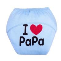 Culotte apprentissage I love Papa Bleu