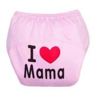 Culotte apprentissage I love Mama rose