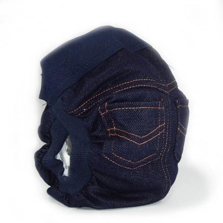 Culotte ecolux avec poche imperméable Jean