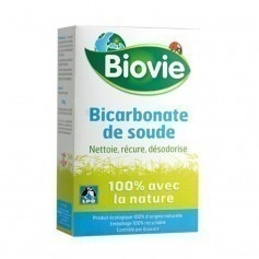 Bicarbonate de soude Biovie 500 gr