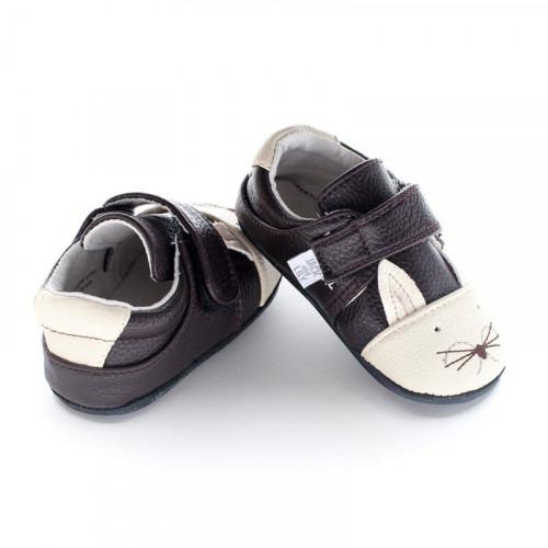 Chaussures cuir souple J&L Parker
