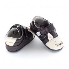 Chaussures cuir souple Jack & lily Parker