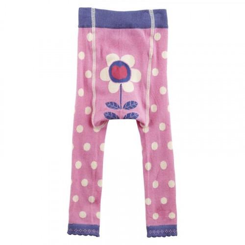 Leggin Piccalilly coton Bio Polka Daisy