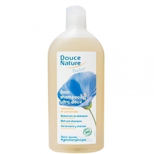 Shampoing et Bain Douce Nature