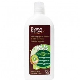 mon shampooing douche kiwi Douce Nature