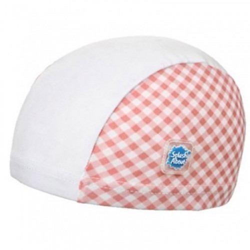 Bonnet anti UV Gingham
