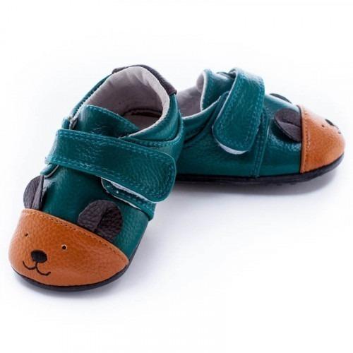 Chaussures cuir souple J&L Derry