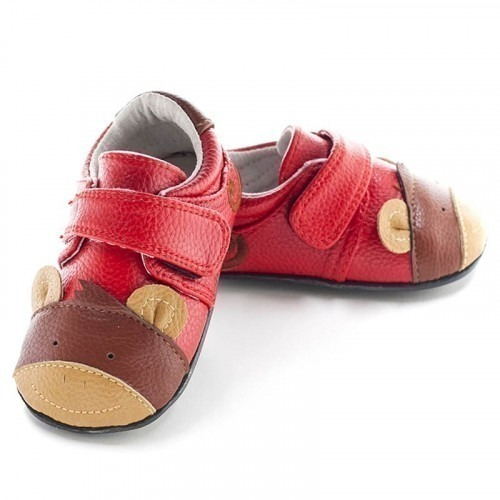 Chaussures cuir souple Jack & lily Billy