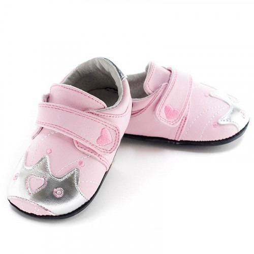 Chaussures cuir souple J&L Emera