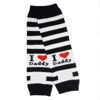 Jambières rayé I love daddy