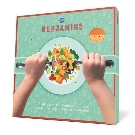 Couverts Benjamins pour enfant