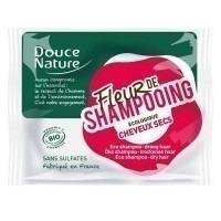 Fleur de shampooing écologique
