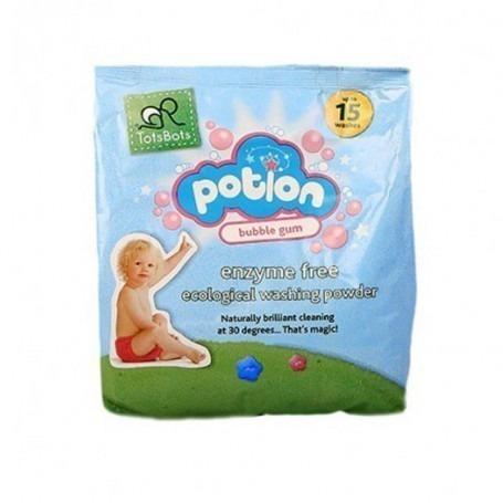 Lessive antibactérienne POTION Bubble gum