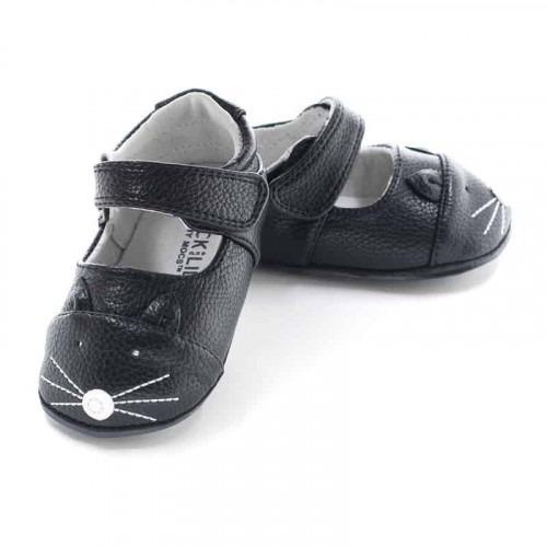 Chaussures cuir souple J&L Elise