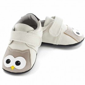Chaussures cuir souple J&L Alma