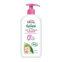 Lait de toilette love and green 750ml