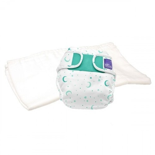 Kit d'essai couche lavable Miosoft 4 - 9kg (T1) Bambino Mio