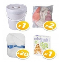 Pack de démarrage couches lavables