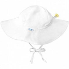 Chapeau bébé à bord large anti UV
